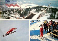 Oslo Holmenkollen ski-VM 1982