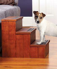Loving this Pet Storage Steps on #zulily! #zulilyfinds