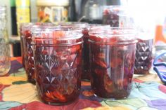 Cranberry Conserve (this one has pecans)