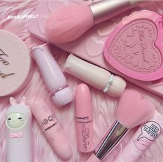 Fotinhas babys and daddys 🍃 Baby Pink Aesthetic, Daddy Aesthetic, Kawaii Makeup, Cute Makeup, All I Ever Wanted, Aesthetic Makeup, Pink Love, Makeup Collection, Pink Fashion