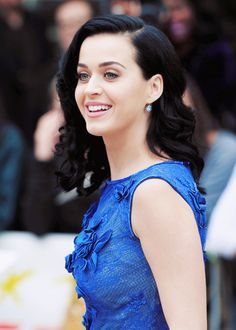 Katy Perry, easily one of the most gorgeous people I've ever seen. <3