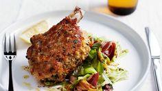 Pork costolette with cabbage and pancetta recipe - 9kitchen