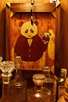 Panda and Sons, Edinburgh | 16 Secret Bars You Must Visit Before You Die
