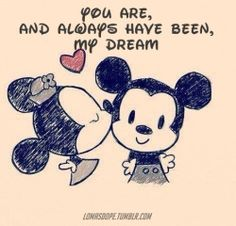 love cute disney Cuddle love quotes Disney Love love quote falling ...