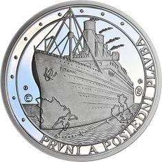 TITANIC - 100. VÝROČÍ POTOPENÍ AG Titanic, The 100, Personalized Items