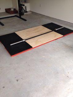 """How to"" DIY Deadlift Platform - Bodybuilding.com Forums"