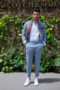 Mariano Di Vaio's Album: PITTI UOMO 88 (Day 2)