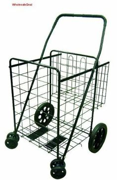 Easy Does It: Folding Shopping Carts   Folding shopping cart, Easy ...