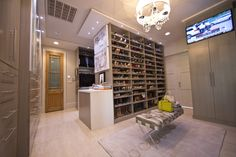 Womanu0027s Dream Walk In Closet   Modern   Closet   New Orleans   Ultimate  Storage Systems