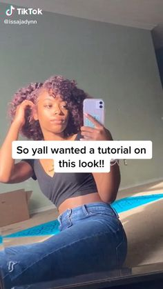 Hairdos For Curly Hair, Protective Hairstyles For Natural Hair, Black Girl Braided Hairstyles, Girls Natural Hairstyles, Braids For Black Hair, Cute Hairstyles, Curly Hair Styles, Baddie Hairstyles, 4c Hair