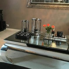 #Repost @casastrandbuen  Da var bordet mitt på plasslove it @classicliving #vienna140  #classicinterior #myhome #interiordesign #interiør #Stuemøbel #glammøbler #glam #classyhome #interior #furniture #home #design #steel #stål #stålmøbler #interiorandhome #interiorforyou #interiordesign #interior123 #homedecor #homefashion #intetior125 #interior444 #interior4all #hem_inspiration #husoghjem #stue