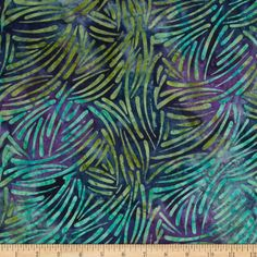 Amazon.com: 106'' Wide Batavian Batiks Quilt Backing Chopsticks Navy/Purple Fabric: Arts, Crafts & Sewing