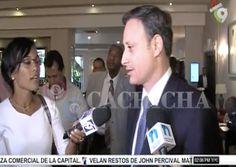 Procurador Desmiente Haya Hablado Con General Percival Peña
