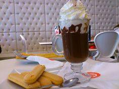 Para estas frías tardes de invierno, nada mejor que tomarse un buen chocolate en Dino
