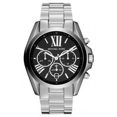 Michael Kors Outlet, Michael Kors Watch, Arm Party, Perfect Timing, Omega Watch, Chronograph, Smart Watch, Watches, My Style