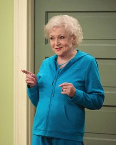 Betty White, charmingly hilarious and an animal rights activist