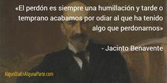"""#TalDiaComoHoy del año 1866 nació en Madrid el dramaturgo, y posterior ganador de un Premio Nobel, Jacinto Benavente. El """"gran genio de las letras olvidado"""" cumpliría hoy 150 años."""