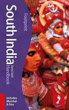Footprint Handbooks: South India Handbook by David Stott Hardcover) for sale online South India, Goa, Footprint, Nonfiction, Books, Non Fiction, Libros, Book, Book Illustrations