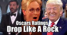 #Oscars Ratings Drop Like a Rock: Least Watched In Almost A Decade http://theamericanfirst.com/oscars-ratings-drop-like-a-rock-the-least-watched-in-almost-a-decade/ @Instagram @SnapChat @Youtube @Pinterest @Tagged