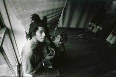 Basquiat and Madonna