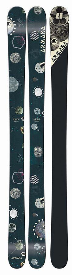 Armada ARVw Skis