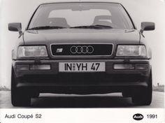 Audi Coupé S2 (1991)