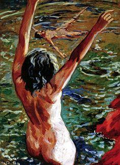 Bathers Francis Picabia - circa 1942