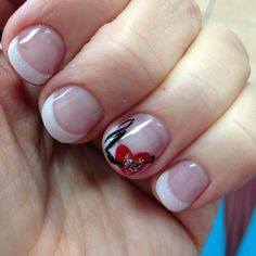 Valentine nail art by lili from magic nails spa at northwoods valentines 2014 valentinesnail art prinsesfo Choice Image