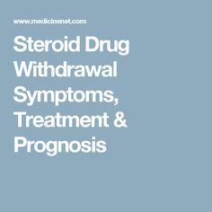 prednisone withdrawal stomach