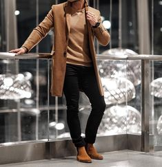 Mens fashion and style ideas – outfit accessories haircut and more. Sponsored Sponsored Mens fashion and style ideas – outfit Stylish Mens Outfits, Casual Outfits, Men Casual, Smart Casual, Mode Man, Mode Costume, Herren Outfit, Fashion Mode, Style Fashion