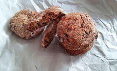 Bolachas de chocolate e coco (paleo, sem glúten, opção vegan)   ARCA DOS SABORES