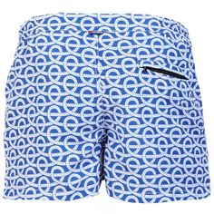 HARRIS SWIM SHORTS WITH CORD PRINT Blue HARRYS Swim Shorts, with contrast all-over cord print. Two side pockets. Small front pocket with Saint Barth embroidery on the flap, and concealed snap button. Zippered back pocket. MC2 Saint Barth brand patch on waist to the reverse. Zipper and magnetic closure with interior button. Semi-elastic waistband with elastic inserts at lateral side. Internal net. COMPOSITION: 100% POLYESTER. Model wears size M, he is 189 cm tall and weighs 86 Kg.