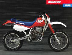Honda - XR600R