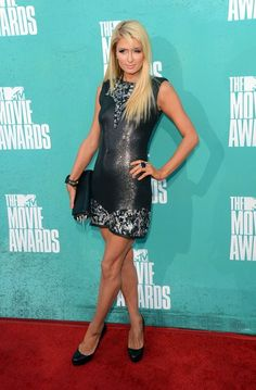 Paris Hilton at MTV Movie Awards 2012. That's Hot! ♥