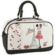 Disney Minnie Paris Stock Exchange Doctor Bag
