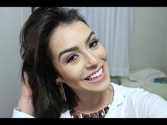 Maquiagem Suave para o Verão por Mariana Saad