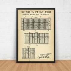 football pitch diagram to print thermistor relay wiring 352 best patent art printables it yourself images field poster digital download gift by digitalblueprints game room decor