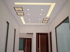 70 Modern False Ceilings with Cove Lighting Design for Living Room Home Ceiling, Pop False Ceiling Design, Bedroom Design, Ceiling, Cove Lighting Design, Ceiling Design Modern, Living Design, Cove Lighting, Living Room Designs