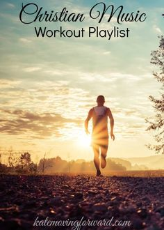 Need some uplifting music to run, spin, walk or workout to? Check out this amazing list of upbeat Christian and praise and worship music to help you get moving today!