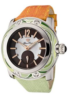 I do not own a watch.  But if I could get one, I want a Glam Rock.