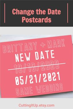 I'm so sorry if you have had to postpone your celebration. I have a collection of cute and affordable Change the Date Postcards to help you update your guests. Softball Wedding, Basketball Wedding, Golf Wedding, Wedding Reception, Wedding Ideas, Ticket Invitation, Invitations, Football, Baseball