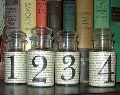 jar numbers