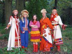La tradicional vestimenta rusa - http://www.absolutviajes.com/la-tradicional-vestimenta-rusa/