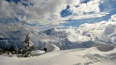 Ski Farellones (Santiago de Chile) #sinbadtrips | Sinbad Desktop, Skiing, Beautiful Places, Snow, America, Pag Web, Landscape, Country, Viajes