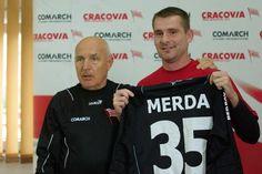 O futebolista Polaco Lukasz Merda. | 31 nomes que não funcionam muito bem no Brasil