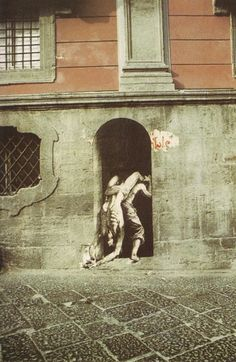 La peau des murs - Avec Ernest Pignon Ernest   Coop'ICEM
