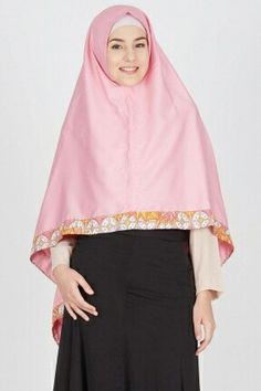 Original batik from Solo, Indonesia. Very limited and exclusive. Go visit www.hijabenka.com for order