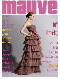 Sassy Fashionista: Fashion Mag Focus: Mauve Magazine #BECCA #UltimateColour