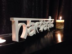 Namaste - Yoga Sign - Yoga Greeting - Yoga Word Sign - Yoga Studio Decor - Yoga Home Decor on Etsy, $48.00