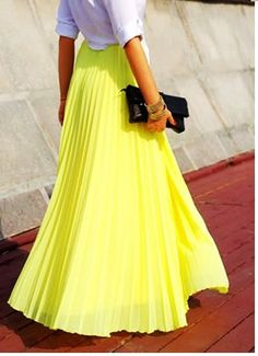fluor color